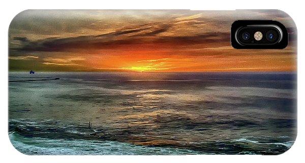 Sunrise Special 2 IPhone Case