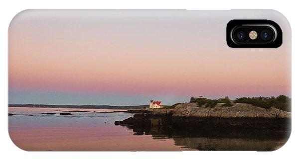 Sunrise Spillover IPhone Case