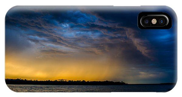 Sunrise Storm IPhone Case