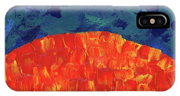 Sunrise Sunset 3 IPhone Case