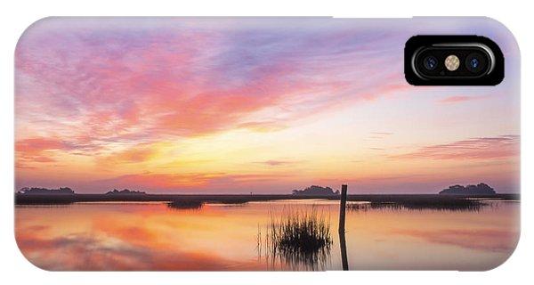 Sunrise Sunset Art Photo - I Belong IPhone Case