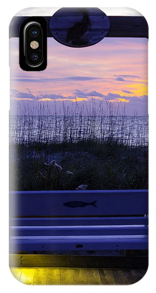 Sunrise Swing  IPhone Case