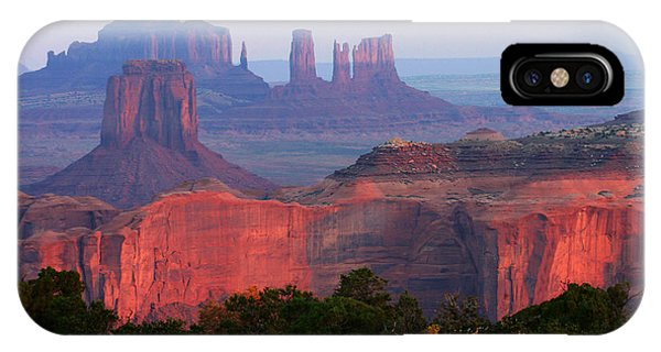 Sunrise Telephoto From Hunt's Mesa IPhone Case