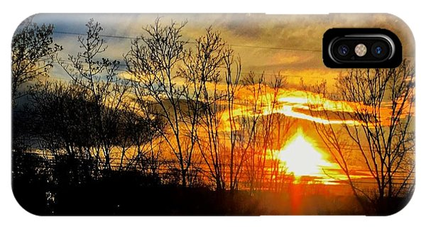 Sunset #1 IPhone Case