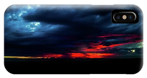 Sunset #10 IPhone Case