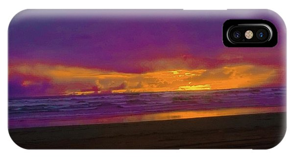 Sunset #3 IPhone Case