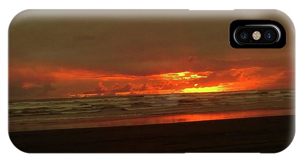 Sunset #5 IPhone Case