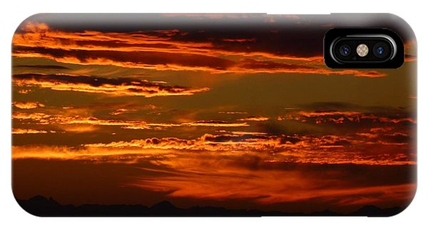 Sunset 5 IPhone Case