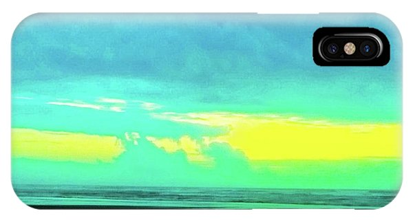 Sunset #8 IPhone Case