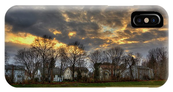 Sunset #9 IPhone Case