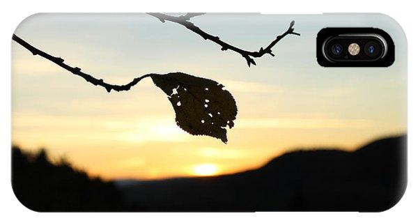 iPhone Case - Sunset  by Alena Madosova