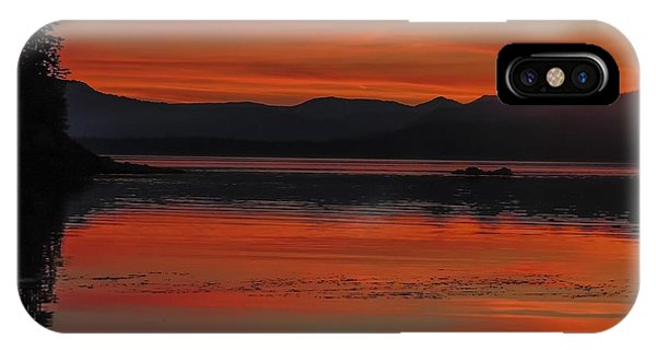 Sunset At Brothers Islands IPhone Case