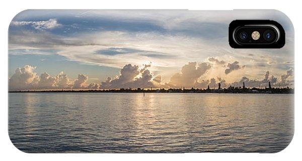Sunset At Key Largo IPhone Case