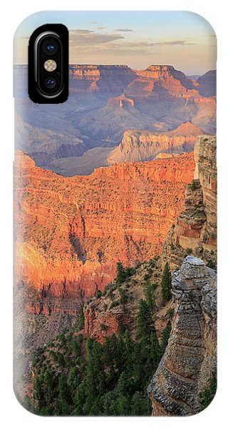 Sunset At Mather Point IPhone Case