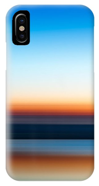 Sunset At Ottawa Lake IPhone Case