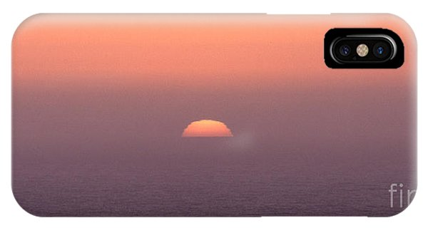 Sunset At Pacifica IPhone Case