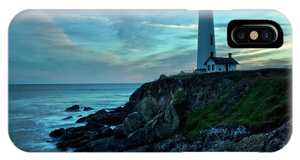 Sunset At Pigeon Point IPhone Case