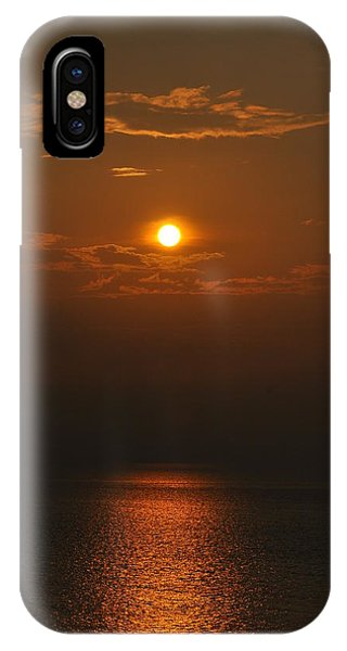Sunset At Rameshwaram India IPhone Case