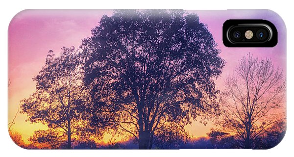The Nature Center iPhone Case - Sunset At Retzer Nature Center by Jennifer Rondinelli Reilly - Fine Art Photography