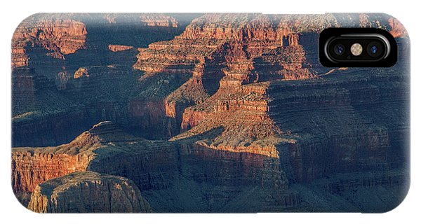 Sunset At The South Rim, Grand Canyon IPhone Case