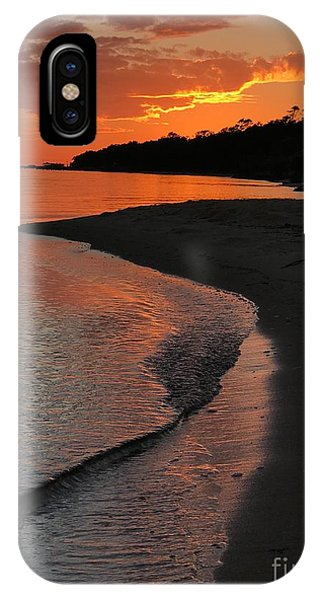 Sunset Bay IPhone Case