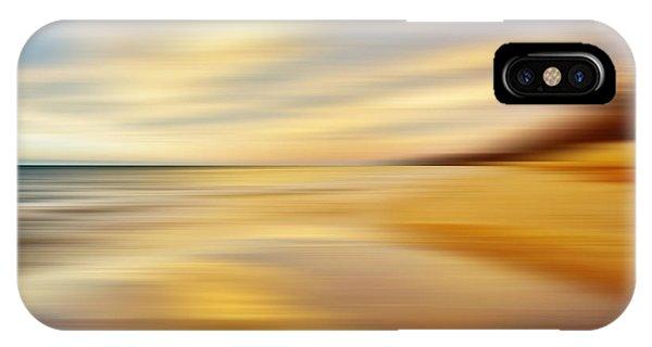 Sunset Breez'n IPhone Case