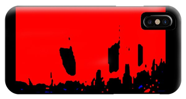 Sunset City IPhone Case