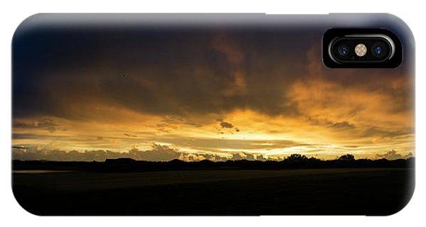 Sunset Clouds IPhone Case