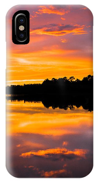 Sunset Colors IPhone Case