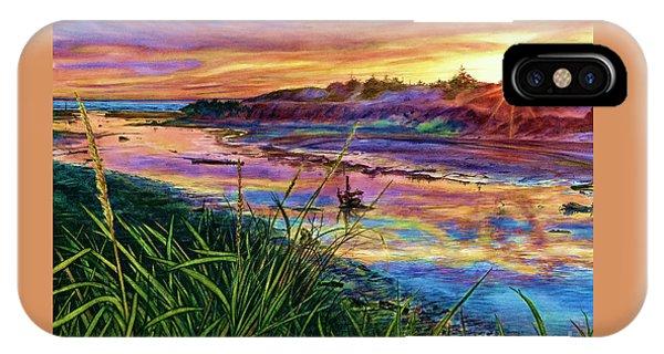 Sunset Creation IPhone Case