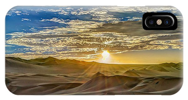 Peru iPhone Case - Sunset by Dado Molina