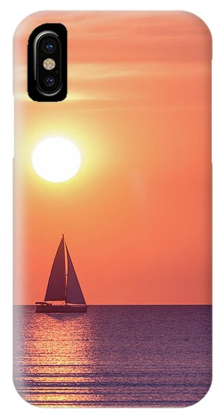 Sunset Dreams IPhone Case
