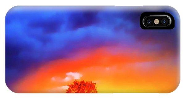 Sunset Extraordinaire IPhone Case
