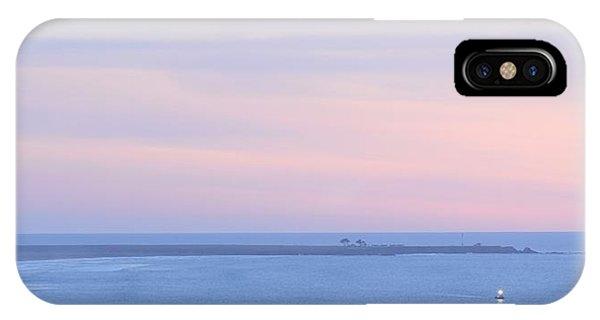 Sunset From Irish Beach IPhone Case