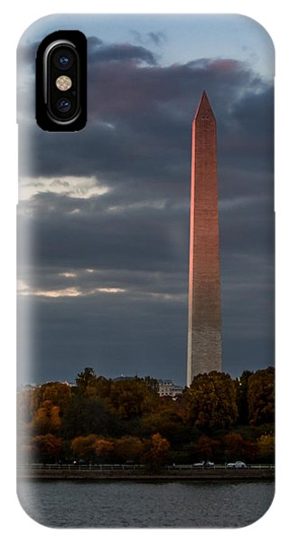 Sunset Glow IPhone Case