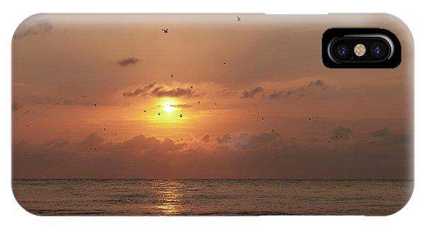Sunset Florida IPhone Case