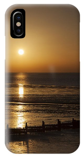 Sunset Hunstanton IPhone Case