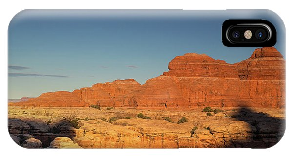 Sunset In Chesler Park IPhone Case