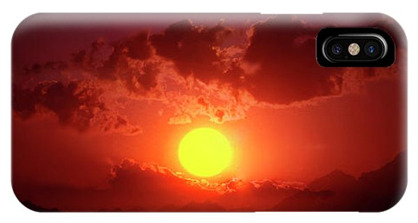 Sunset In Egypt 9 IPhone Case
