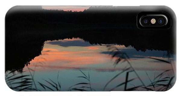 Sunset In September IPhone Case