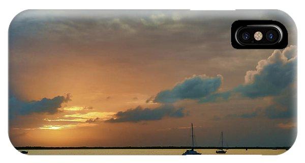 Sunset, Key Largo IPhone Case