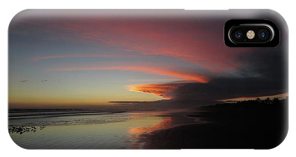 Sunset Las Lajas IPhone Case