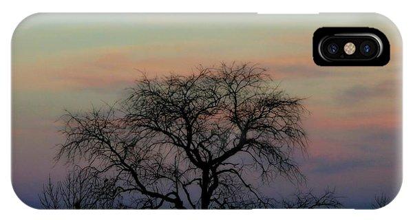 Sunset Moon IPhone Case