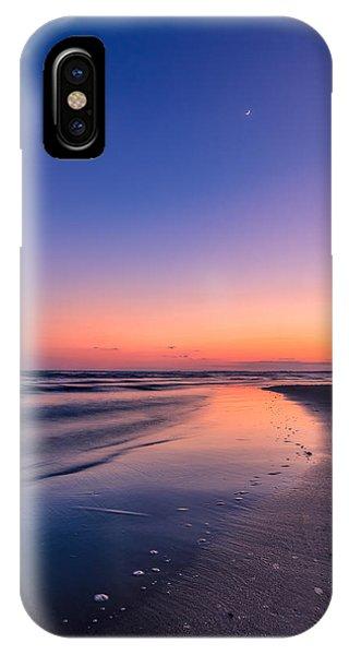 Sunset, Old Saybrook, Ct IPhone Case