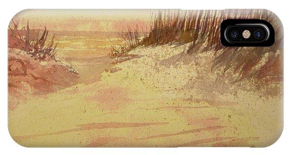 Sunset On  Florida Beach Phone Case by Walt Maes