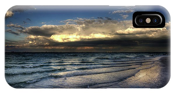 Sunset On Sanibel IPhone Case