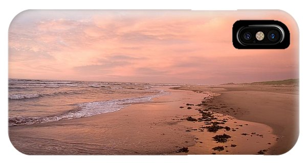 Sunset On The Beach On Prince Edward IPhone Case