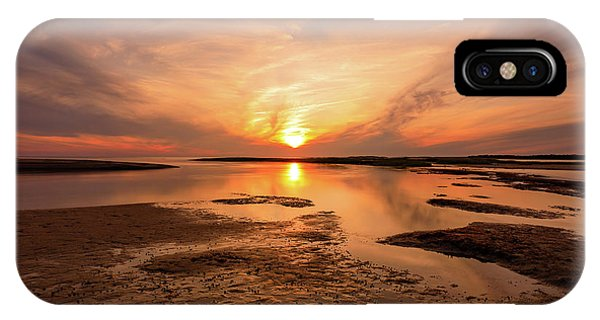 Sunset On The Cape IPhone Case
