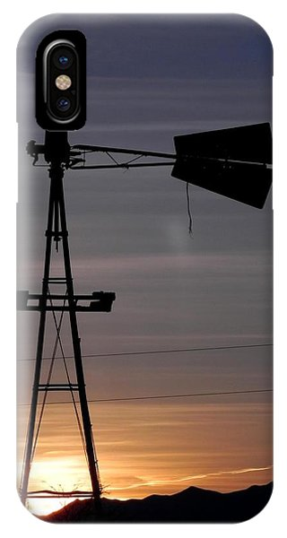 iPhone Case - Sunset On The Farm by Adrienne Petterson