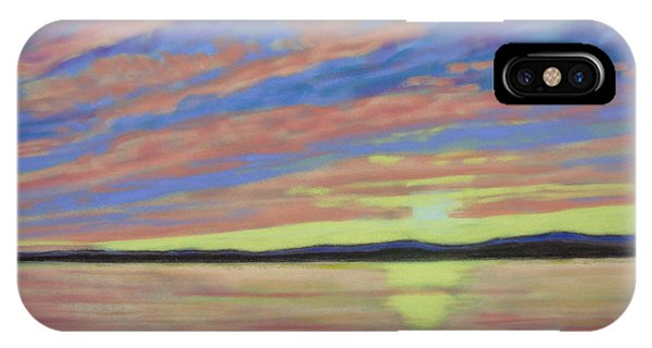 Sunset On The South Shore  IPhone Case